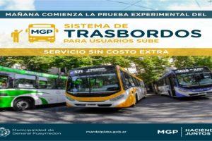 MGP - Sistema de trasbordo