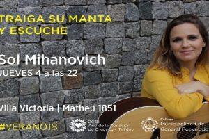 MGP - Sol Mihanovich en Villa Victoria