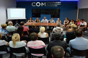 MGP - Tercera reunion del Consejo Municipal de Seguridad