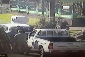 MGP - Una persona fue infraccionada por arrojar basura en la vida publica