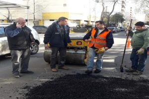 MGP arreglos calles del centro