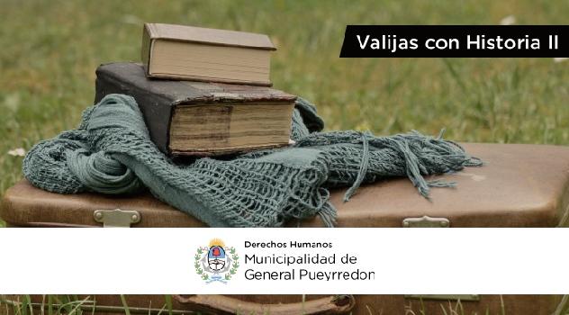 MGP concurso Valijas con Historia