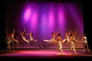 MGP muestra danza T Colon