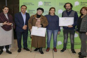 MGP muestra y reconocimiento en la Casa de Mar del Plata