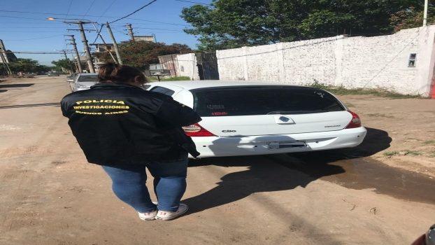MS 06-11 Banda de entraderas y robos en La Matanza (1)