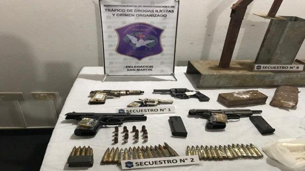 MS 08-02 San Martín Allanamientos por Droga (2)