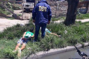 MS 1-02-19 detenidos por robo y crimen La Matanza (2)