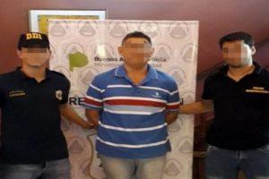 MS 19-02 detención Hijo del implicado por robo del Siglo Banco Acasusso (2)