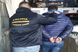 MS 20-05 detenidos La Plata