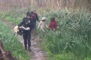 MS 31-05 Nenes Abandonados en Punta Lara (2)