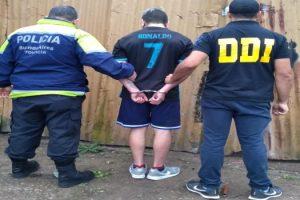 MS Atraparon al delincuente que disparó para robar en MDQ