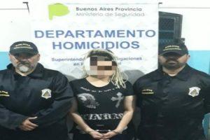 MS Cayó Blanca Rosa - criminal paraguaya