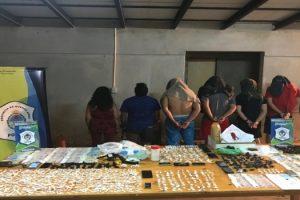 MS Derribarán búnkers narco en La Plata