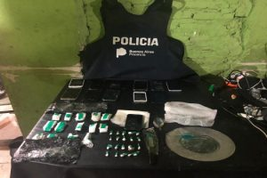 MS Desbaratan banda narco 41