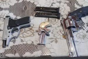 MS Detenido por dispararle a una vecina en una disputa barrial (5)