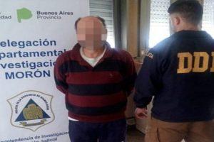 MS Paraguayo detenido por grooming en Morón (1)