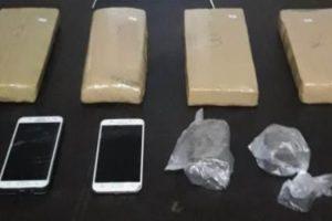 MS Secuestraron marihuana que era transportada desde Moreno para ser vendida en La Matanza (2)