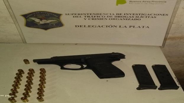 MS cayeron punteros narco en City Bell (2)