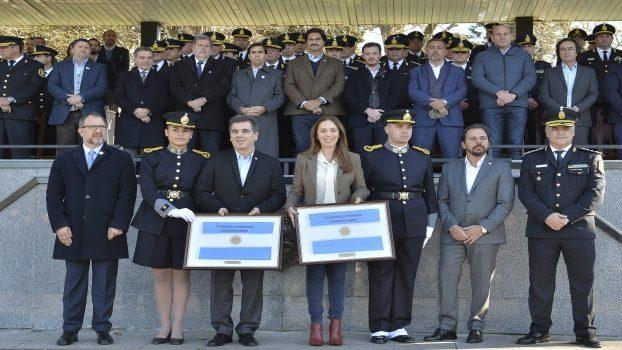 PCIA BS AS JURA DE LA BANDERA NACIONAL