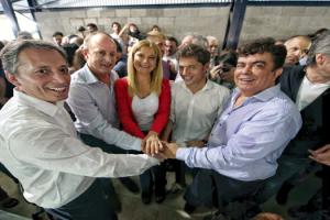 PJ CONSTRUYENDO LA UNIDAD DEL PERONISMO