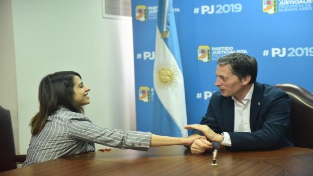 PJ ENCUENTRO CON VICTORIA DONDA Y DANIEL MENÉNDEZ 2