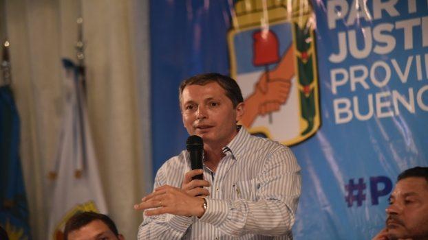 PJ NUEVA REUNIÓN DE CONSEJO DE PARTIDO JUSTICIALISTA 1
