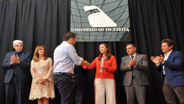 PVCIA BS AS MEV ACTO ANUAL DE COLACIÓN DE LA UNIVERSIDAD PROVINCIAL DE EZEIZA