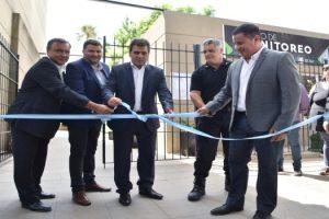 Ritondo inauguró centro de monitoreo en San Vicente (2)