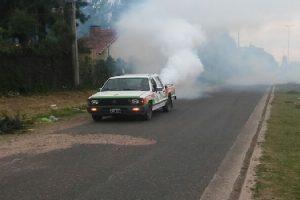 ee Plan de fumigación ambiental- Dengue