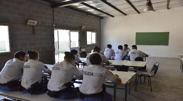 ee profesionalización- Policía Local