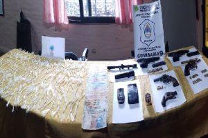 ms Droga y armas