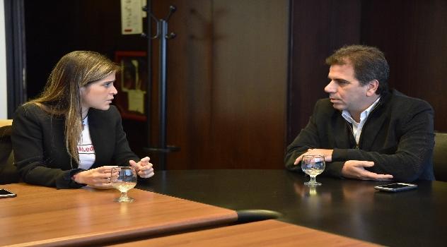 ms Ritondo junto Antonietta Ledezma (1)