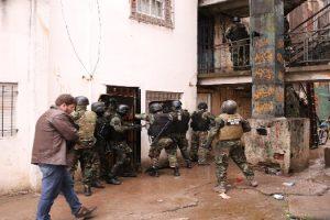ms allanamiento y detención en Fuerte Apache - 3