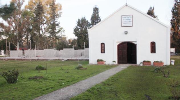 pilar capilla